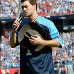 William Michael Morgan performs National Anthem at Tennessee Titans game