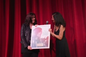 "Brandy Clark Honored With Inaugural ""Impact Award"" at CMT's Next Women of Country"