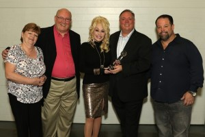 British Country Music Association Honors Kirt Webster With International Services To Industry Award