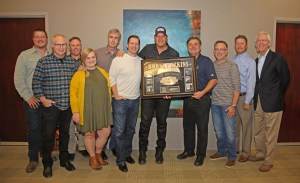"""Rodney Atkins' No. 1 Smash """"Watching You"""" Crests Country Aircheck's """"Top 100 Songs of Our Decade"""""""