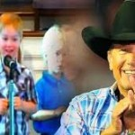 Four year old recites Bible books and covers George Strait