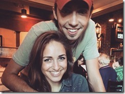 """Mo Pitney, engaged to Emily Bankster, ca. 2015 """"I couldn't be happier.. The Lord is just dumping love on me.. I watched Him form the woman I asked for on my knees.. I love this beautiful Jesus loving woman and I'm so excited for a lifetime of serving The Lord together?? I'm overflowing with thankfulness for the future Emily Pitney ?He who finds a wife finds a good thing and obtains favor from the Lord. (Proverbs 18:22 ESV) ?"""" courtesy Mo Pitney Instagram FREE"""