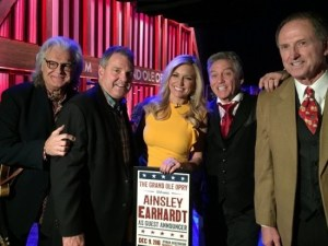 """In Case You Missed It: Larry Gatlin & Ricky Skaggs Featured on """"Fox & Friends"""" Grand Ole Opry Segment"""
