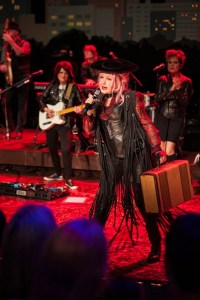 "Cyndi Lauper Debuts On ""Austin City Limits"" This Saturday, January 14 on PBS"