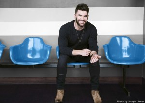 Country heartthrob Dylan Scott welcomes 2017 with big stats, rising profile