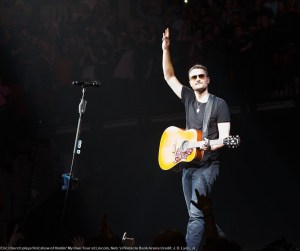 "Eric Church Opening Night features 37 Song Setlist; ""Holdin' My Own Tour"" Officially Underway"