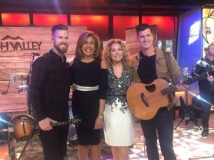 "In case you missed it:  High Valley Performs on NBC's ""Today"" Show"