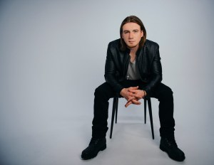 "Newcomer Morgan Wallen and ""The Way I Talk"" grab headlines in early 2017"