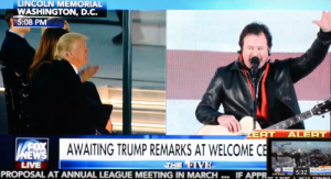 Restless Heart Lead Singer Larry Stewart Speaks Out Following Inauguration Performance