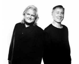 Ricky Skaggs & Bruce Hornsby Reunite for Select 2017 Tour Dates