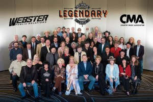 Webster Public Relations & CMA Celebrate 3rd Annual Legendary Lunch