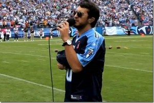 Luke Bryan tells Bobby Bones he will NOT lip-sync National Anthem at the Super Bowl