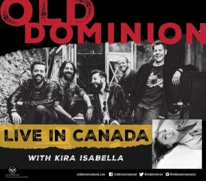 """Old Dominion takes to PBS' """"Soundstage"""" today, Feb. 9"""