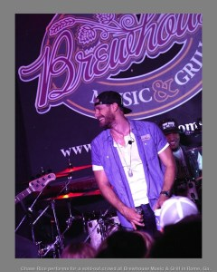 """Crowds Clamoring for New Music from Chase Rice Following First 3 Sold-Out """"Pub Shows"""""""