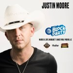 Justin Moore To Perform At NCAA March Madness Music Festival In Phoenix March 31