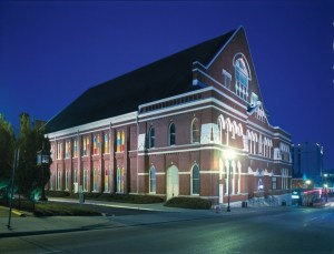 Ryman Auditorium Celebrates 125th Anniversary with Inaugural Community Day