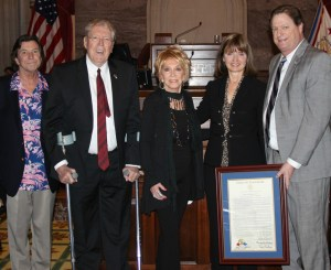 State of Tennessee Honors Jeannie Seely