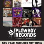 Plowboy Records Celebrating Five Years in Business with Blowout at 3rd & Lindsley