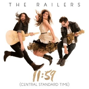 "Tax deadlines are no matches for The Railers new single, ""11:59 (Central Standard Time)"""