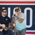 Craig Morgan returns from weeklong USO Tour with Vice Chairman of The Joint chiefs of Staff