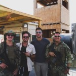 Love and Theft ready for second trip overseas with navy Entertainment