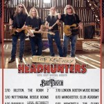 The Kentucky Headhunters Are Going 'On Safari' With U.K. Tour In Fall 2017
