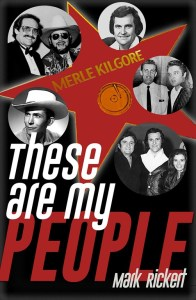 "Mark Rickert, Author Of ""These Are My People"", To Guest Host On SiriusXM's Elvis Radio Channel Sunday, May 28"