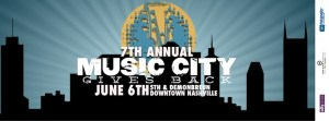 """Rodney Atkins taps Kip Moore to close 7th annual """"Music City Gives Back"""" Concert 6/6"""