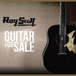 Ray Scott 'Guitar For Sale' Pre-Order Available Now