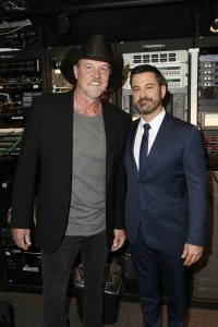 """Trace Adkins Performs """"Watered Down"""" on """"Jimmy Kimmel Live!"""""""