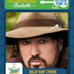 Billy Ray Cyrus Joins 27th Annual City of Hope Celebrity Softball Game