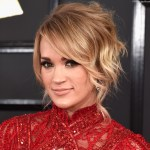 Carrie Underwood will receive Star on Hollywood Walk of Fame