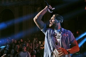 """Chase Rice Roars Across the U.S. with """"Lambs and Lions Tour"""""""