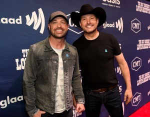 """Ty Herndon's Concert for Love and Acceptance Sparked a """"Love"""" Revival in the Heart of Nashville Last Night"""