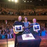 Dailey & Vincent Celebrates SOLD-OUT Show at Springer Mountain Farms Bluegrass Nights at the Ryman