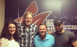 Darryl Worley Signs with The Kinkead Entertainment Agency