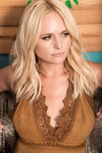 "Miranda Lambert's album ""The Weight of These Wings"" certified Platinum by RIAA"