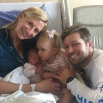 Jacob Davis & Wife Welcome Second Child, Lane Elizabeth Davis