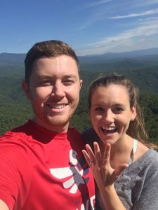Scotty McCreery Pops the Question to Girlfriend Gabi Dugal