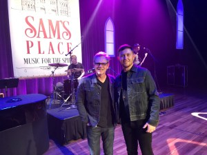 "Scotty McCreery Performs on ""Sam's Place"" at the Ryman Auditorium"
