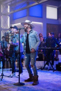 "In Case You Missed It:  LOCASH celebrates 2018 with debut ofo ""Don't Get Better Than That"" on NBC's Megyn Kelly Today"