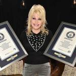Two Guinness World Records for Dolly Parton