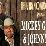 "Country legends Johnny Lee and Mickey Gilley announce ""Urban Cowboy Reunion Tour"""