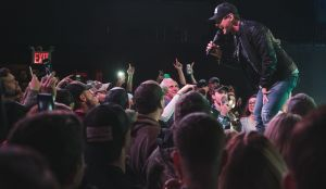 Granger Smith launches 2018 Don't Tread On Me Tour with first-ever New York City show at famed Irving Plaza
