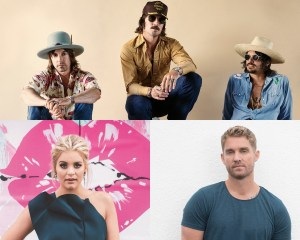 Midland, Brett Young and Lauren Alaina win ACM New Artist Awards