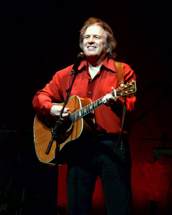Dated: 29/05/2015 Don McLean in performance at The Sage Gateshead