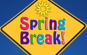 Time for Spring Break at Country's Chatter