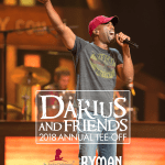 "Ninth annual ""Darius Rucker and Friends"" benefit concert set for Nashville's Ryman Auditorium, Monday, June 4"