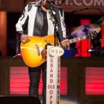 "Jimmie Allen gives Grand Ole Opry debut his ""Best Shot"" and receives standing ovation"