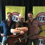 Sundance Head visits KSON